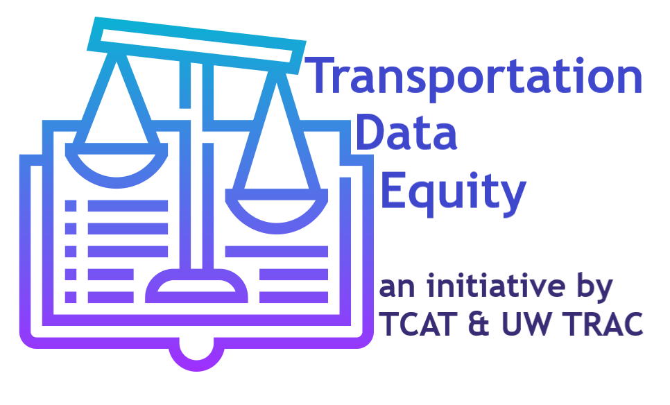 Transportation Data Equity Initiative